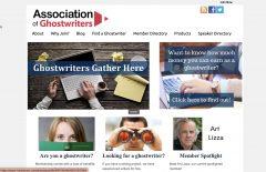 Association of Ghostwriters